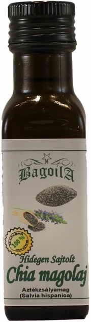 Bagoila Hidegen Sajtolt Chia Magolaj 100 ml